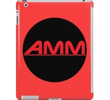 Attractions Merch Museum iPad Case/Skin