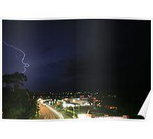 Lightning - Most beautiful phenomenon in the world Poster