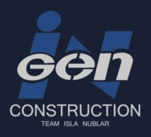 Ingen Contrstruction Team by chazy73