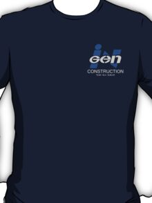 Ingen Contrstruction Team T-Shirt