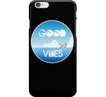Good Vibes Island iPhone Case/Skin