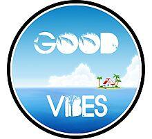 Good Vibes Island Photographic Print