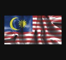 Malaysia Flag One Piece - Long Sleeve