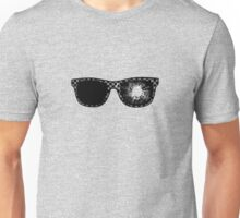 gunshot glasses Unisex T-Shirt