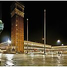 Piazza San Marco by Mark Ross
