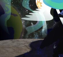Celestial Sisters Sticker