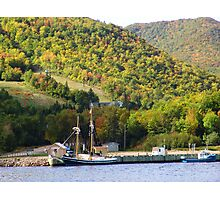 Quiet Anchorage Photographic Print