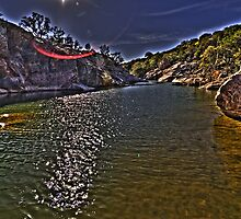Inks Lake by Scott  Remmers