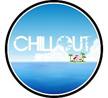 Chillout - Island Photographic Print