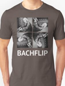 Bachflip (White text) T-Shirt