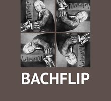 Bachflip (White text) Unisex T-Shirt