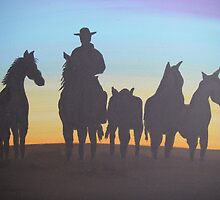 Mustering by Sooty6