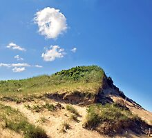 Cahoon Hollow Dune (Wellfleet, Cape Cod) by Christopher Seufert