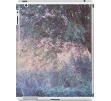 Blue Willow. Monet Style  iPad Case/Skin
