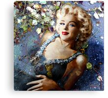 Marilyn Resurrection Canvas Print