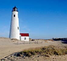 Great Point Lighthouse (Nantucket, Massachusetts) by Christopher Seufert
