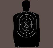 Target Practice Mens V-Neck T-Shirt