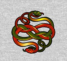 Snake knotwork Unisex T-Shirt