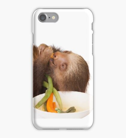 eat your greens iPhone Case/Skin
