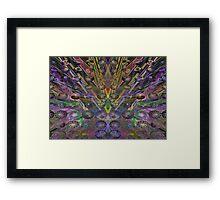 Fractal 31 Framed Print