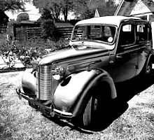 1946 Austin 8 by Photography by Mathilde