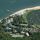 Wequassett Inn Resort Aerial Photo (Harwich, Cape Cod) by Christopher Seufert
