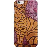 Watercolor Cat iPhone Case/Skin