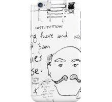 Bernie's House iPhone Case/Skin