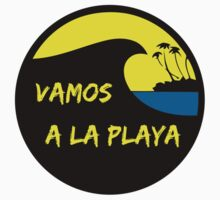 Vamos a la playa by notonlywaves