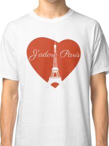J'adore Paris Classic T-Shirt