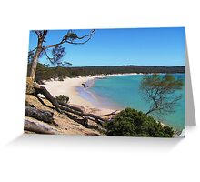 Promise Bay Greeting Card
