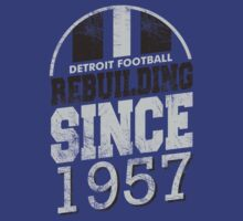 Detroit Football Rebuilding by JayJaxon