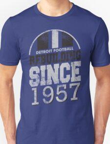 Detroit Football Rebuilding Unisex T-Shirt