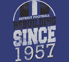 Detroit Football Rebuilding T-Shirt
