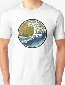 Japanese wave T-Shirt