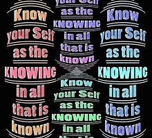 your Self 'IS' the KNOWING by TeaseTees