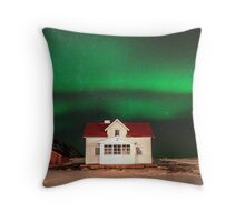 Heaven's Above Throw Pillow
