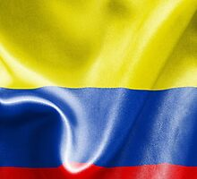 Colombian Flag by MarkUK97