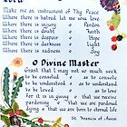 Prayer of St. Francis by Olive Denyer