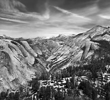 A Look Back into the Valley by Portia Soderberg
