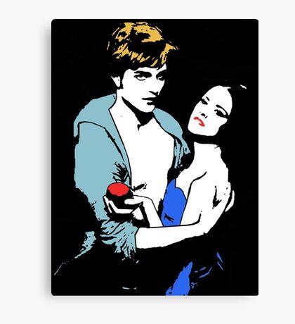 EDWARD + BELLA Canvas Print