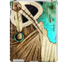 the spine of time iPad Case/Skin