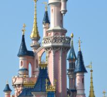 Disneyland Paris Castle Sticker