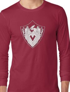 VICTORY HOUSE original concept by Katie Sanderson No.6 Long Sleeve T-Shirt