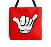 Hang loose fingers Tote Bag