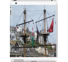 Pirate Ship Crows Nests iPad Case/Skin