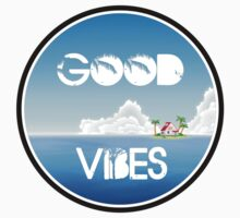Good Vibes Island by notonlywaves