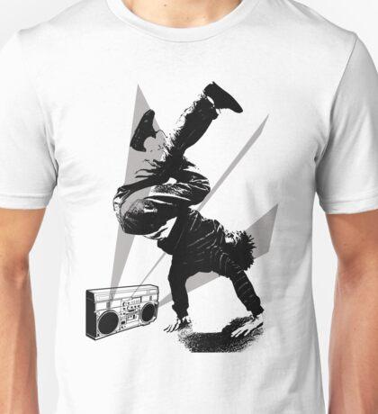 BBOY ghettoblaster Unisex T-Shirt