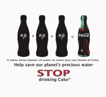 save water... don't drink coke by craig jarman