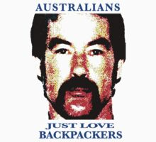 Australians Just Love Backpackers by Darren Stein